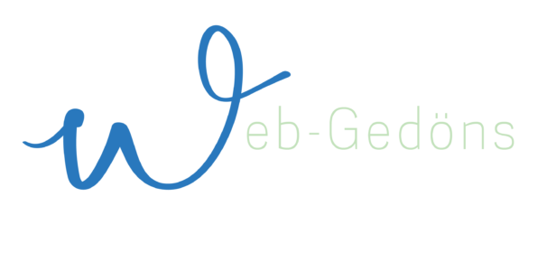 Logo Webgedöns